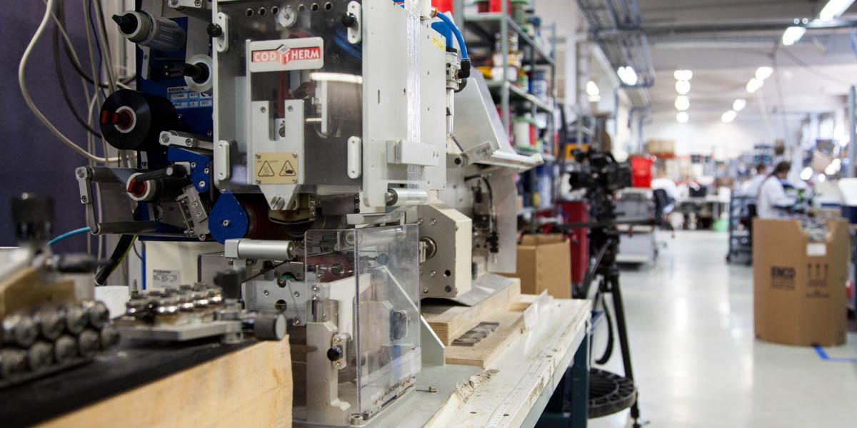 Elektropoint elektroniikan ala kokenut sopimusvalmistaja materiaalinhallinta