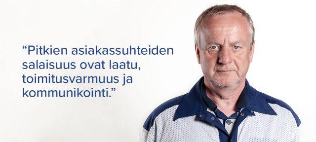 Elektropoint Rainer Mustonen Kuopion asiakkuuspäällikkö